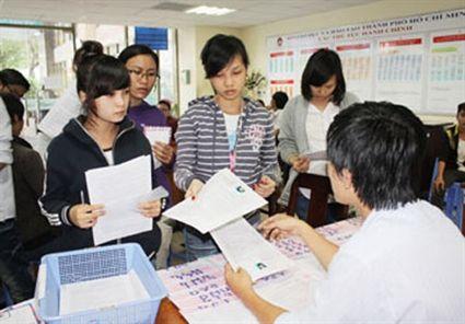 Thông báo tập trung làm thủ tục nhập học đợt 1 năm 2018